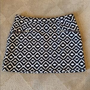 •FINAL SALE•Quilted Aqua Mini Skirt